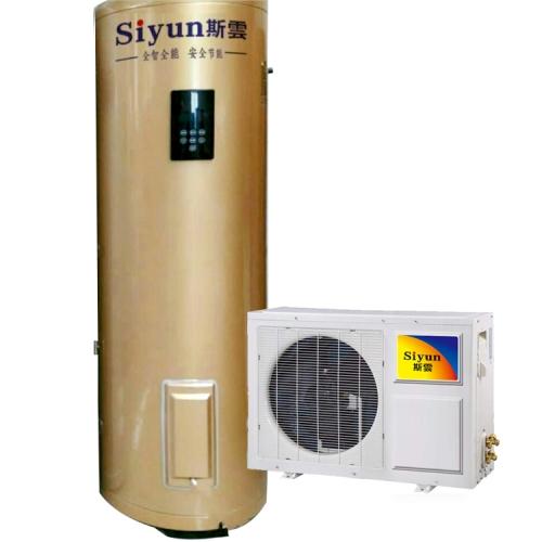 海盐金色空气能热水器